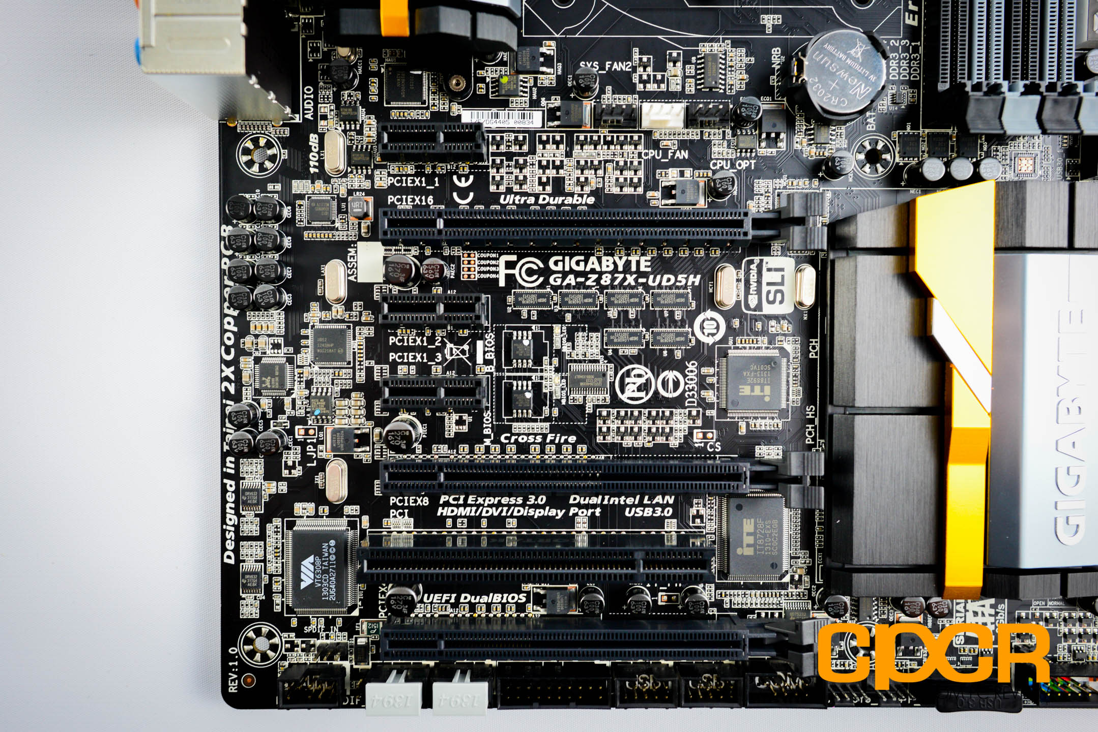 Drivers Gigabyte GA-Z87X-UD5H Intel LAN