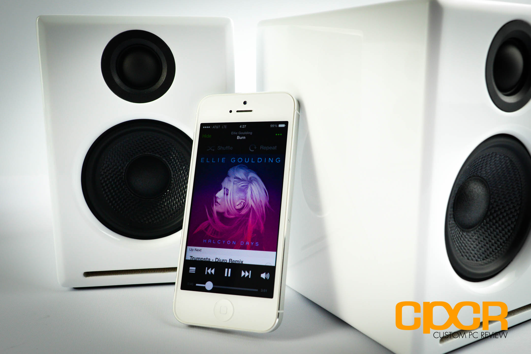 Audioengine A2+ Review | Powered Desktop Speakers | Custom PC Review