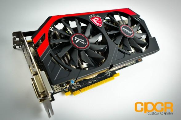 msi radeon r9 270 gaming 2gb graphics card custom pc review 22