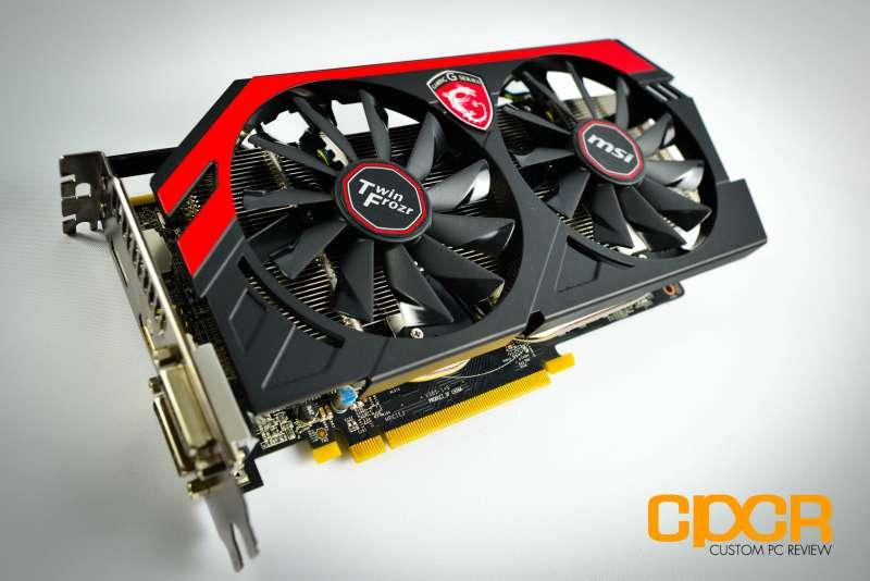 Review: MSI R9 270 Gaming 2GB | Custom PC Review