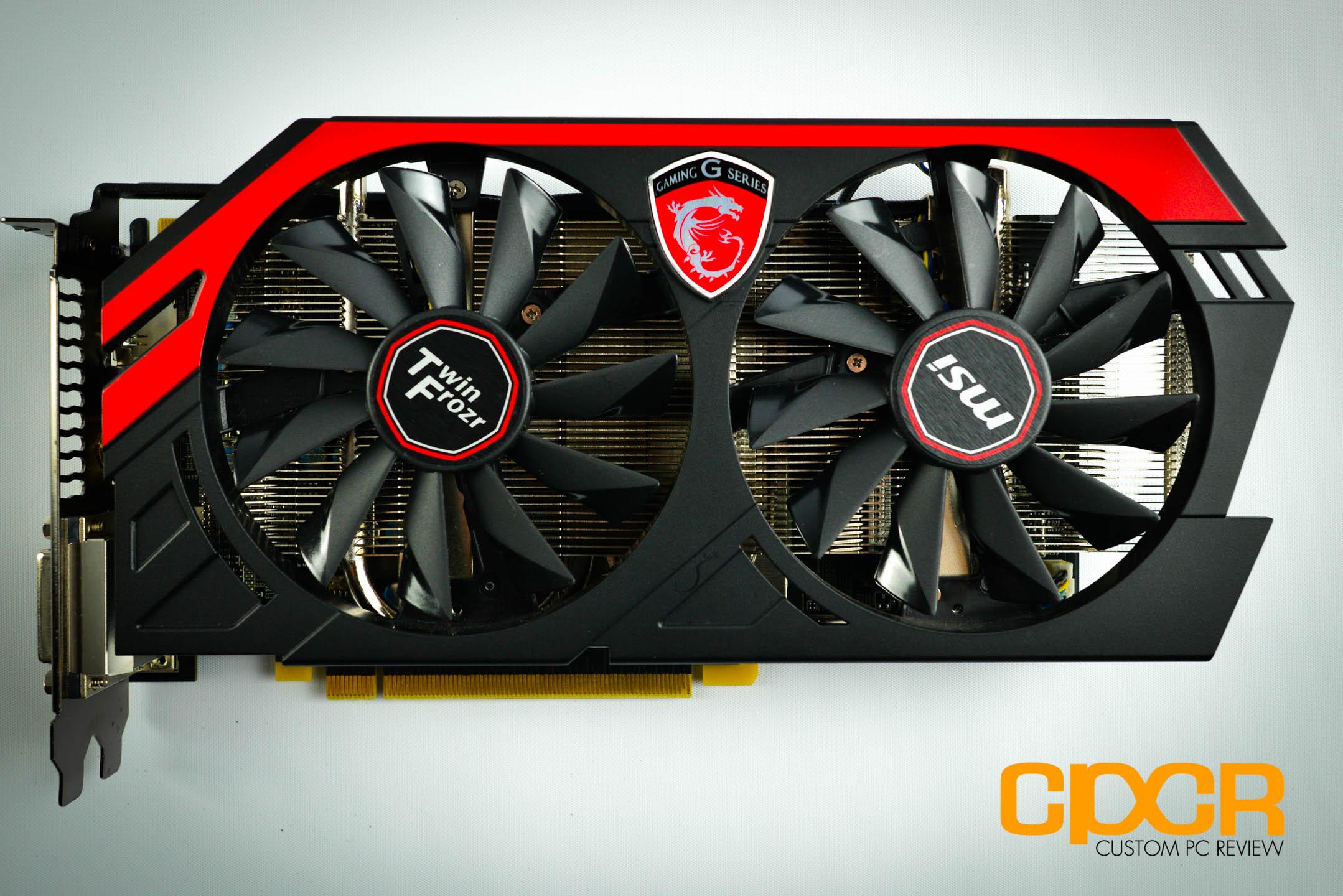 Review Msi R9 270 Gaming 2gb Custom Pc Review