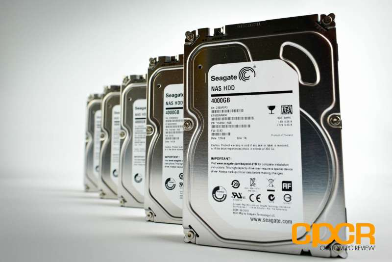 The Best HDD for your NAS (Networked Attached Storage