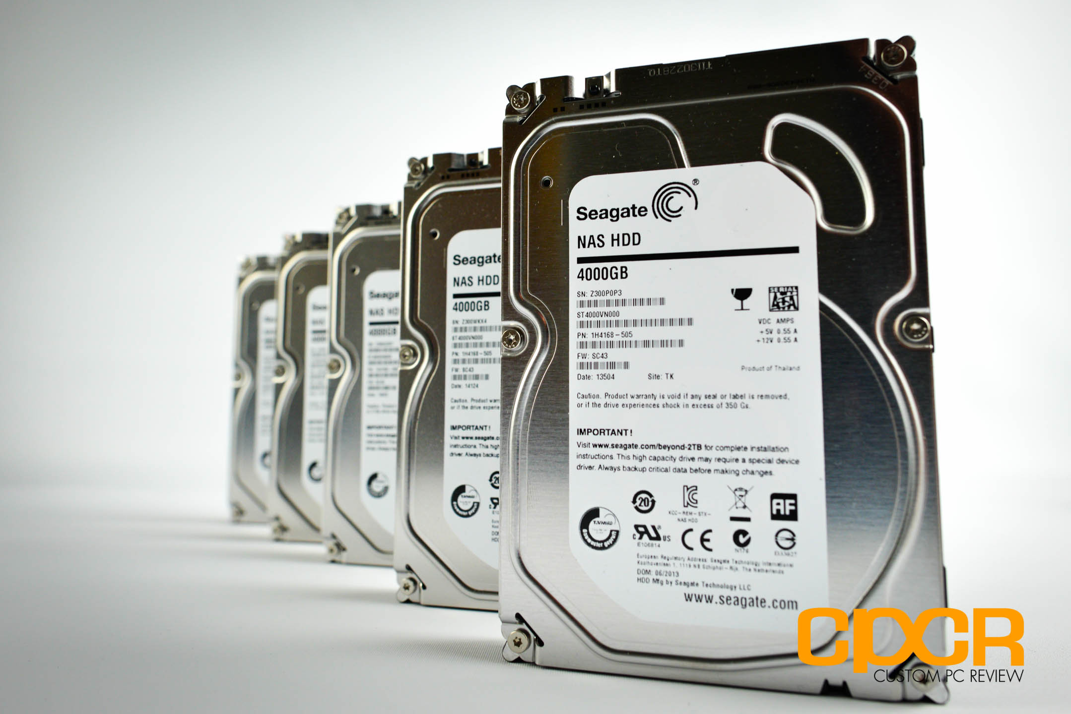 The Best Hdd For Your Nas Networked Attached Storage Custom Pc Wd 4tb Purple Sata3 35 Seagate Review 2