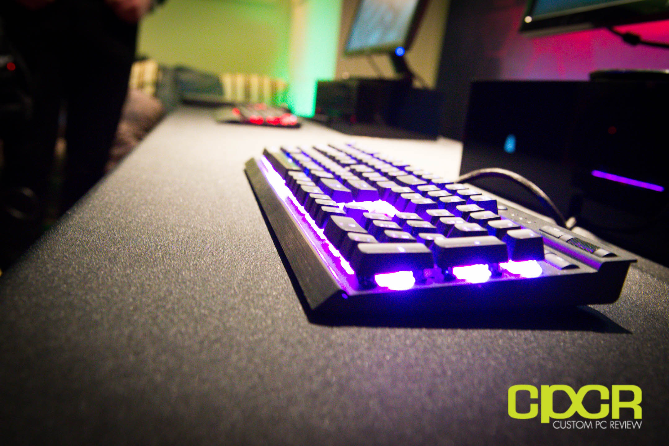 0c646c94767 The Best Gaming Keyboards of 2017 | Buying Guides | Custom PC Review