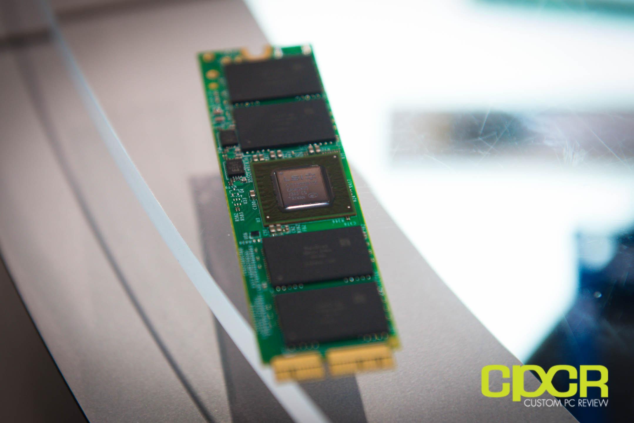 CES 2014: OWC Displays SandForce SF3700 based M 2 SSD