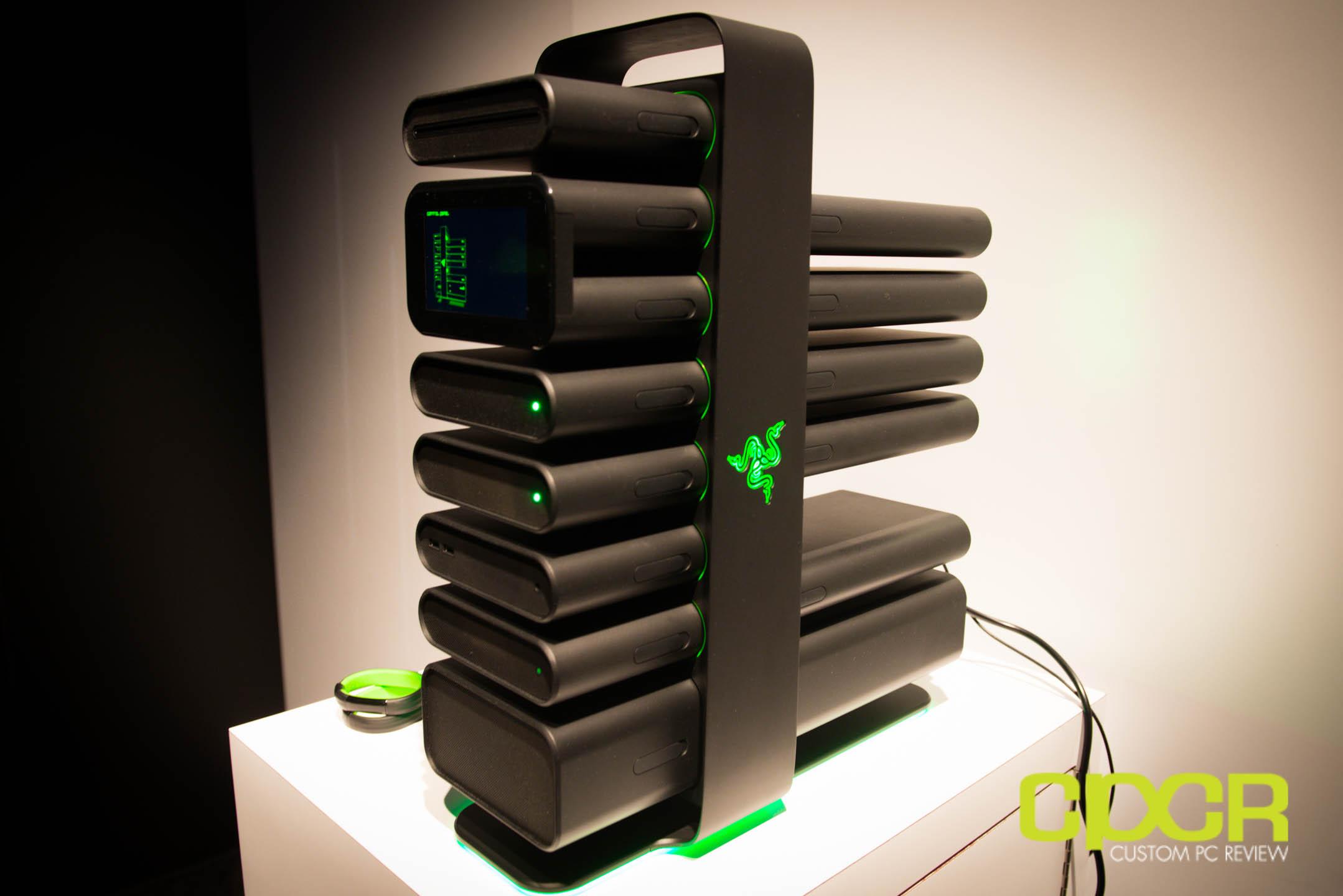 Ces 2014 Razer Nabu Wearable Device Project Christine