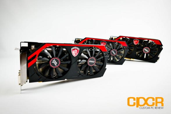 msi r9 290 gaming 4gb graphics card custom pc review 10