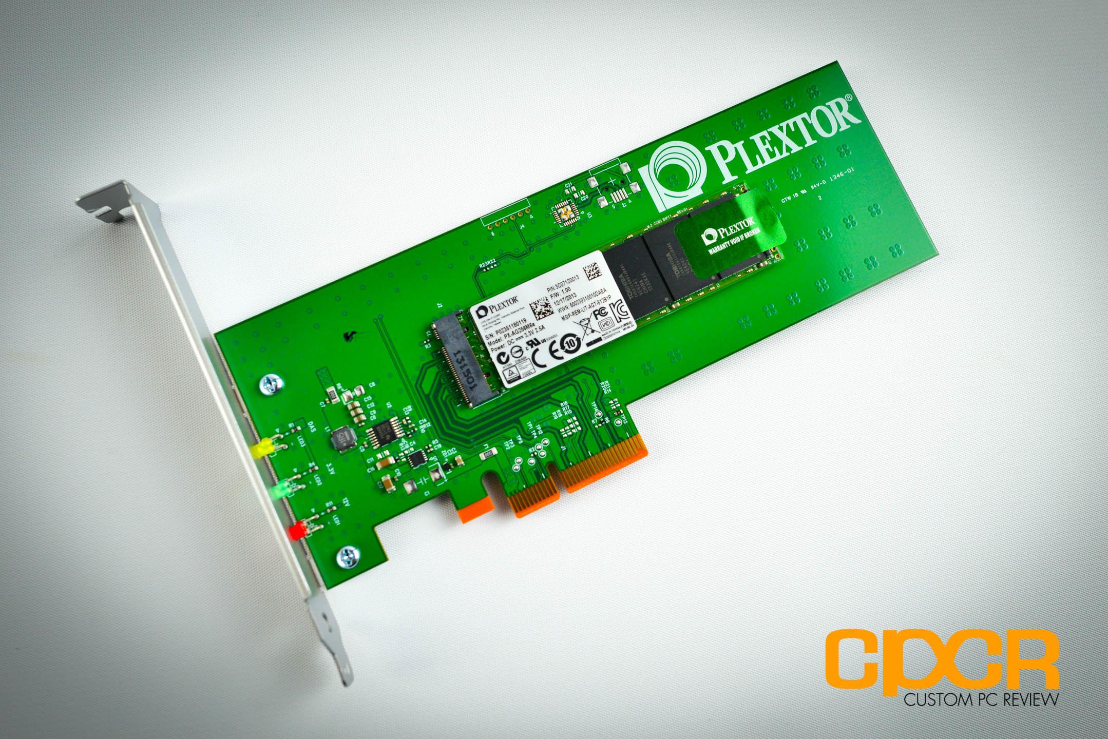 New Driver: Plextor PX-M2