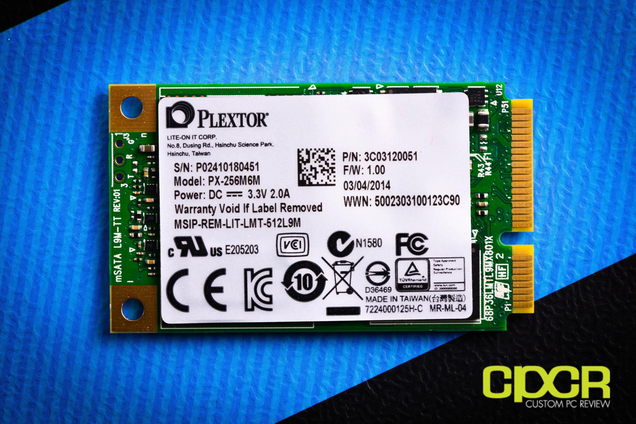 Обзор и тестирование mSATA SSD-накопителей 25 -256 Гбайт