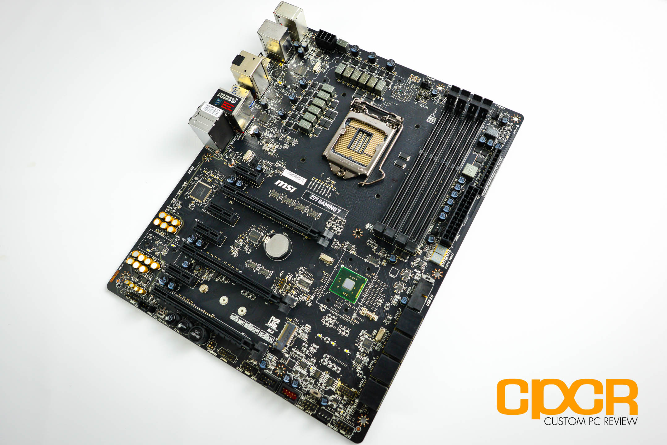finally we also get the msi z97 gaming 7 motherboard the z97 gaming 7 ...