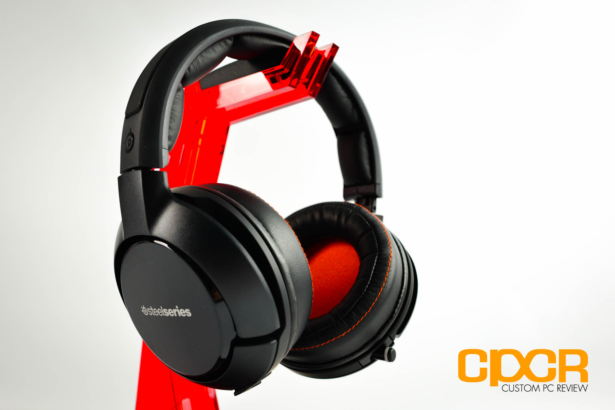 review steelseries h wireless gaming headset custom pc. Black Bedroom Furniture Sets. Home Design Ideas