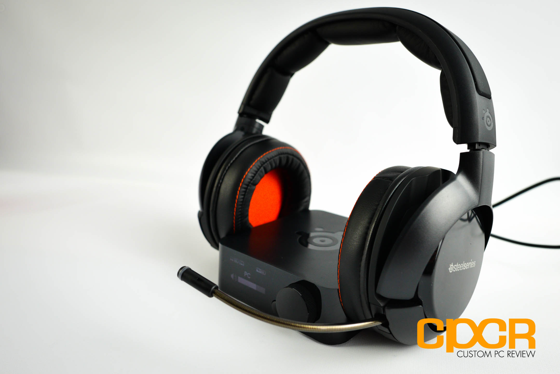 Review Steelseries H Wireless Gaming Headset Custom Pc