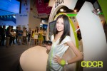 computex 2014 mega booth babes gallery custom pc review 100