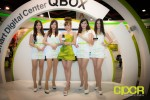 computex 2014 mega booth babes gallery custom pc review 101