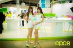 computex 2014 mega booth babes gallery custom pc review 102