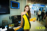 computex 2014 mega booth babes gallery custom pc review 105