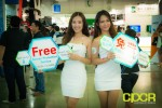 computex 2014 mega booth babes gallery custom pc review 106