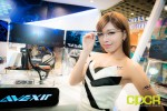 computex 2014 mega booth babes gallery custom pc review 114