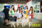computex 2014 mega booth babes gallery custom pc review 12