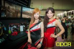 computex 2014 mega booth babes gallery custom pc review 24