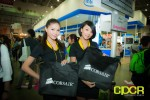 computex 2014 mega booth babes gallery custom pc review 25
