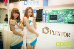 computex 2014 mega booth babes gallery custom pc review 3