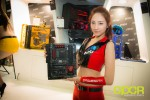 computex 2014 mega booth babes gallery custom pc review 32