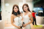 computex 2014 mega booth babes gallery custom pc review 43