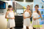 computex 2014 mega booth babes gallery custom pc review 46