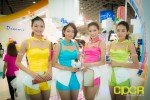 computex 2014 mega booth babes gallery custom pc review 48