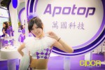 computex 2014 mega booth babes gallery custom pc review 61