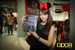 computex 2014 mega booth babes gallery custom pc review 75