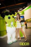 computex 2014 mega booth babes gallery custom pc review 86