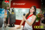 computex 2014 mega booth babes gallery custom pc review 88