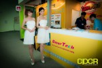 computex 2014 mega booth babes gallery custom pc review 93