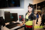 computex 2014 mega booth babes gallery custom pc review 97