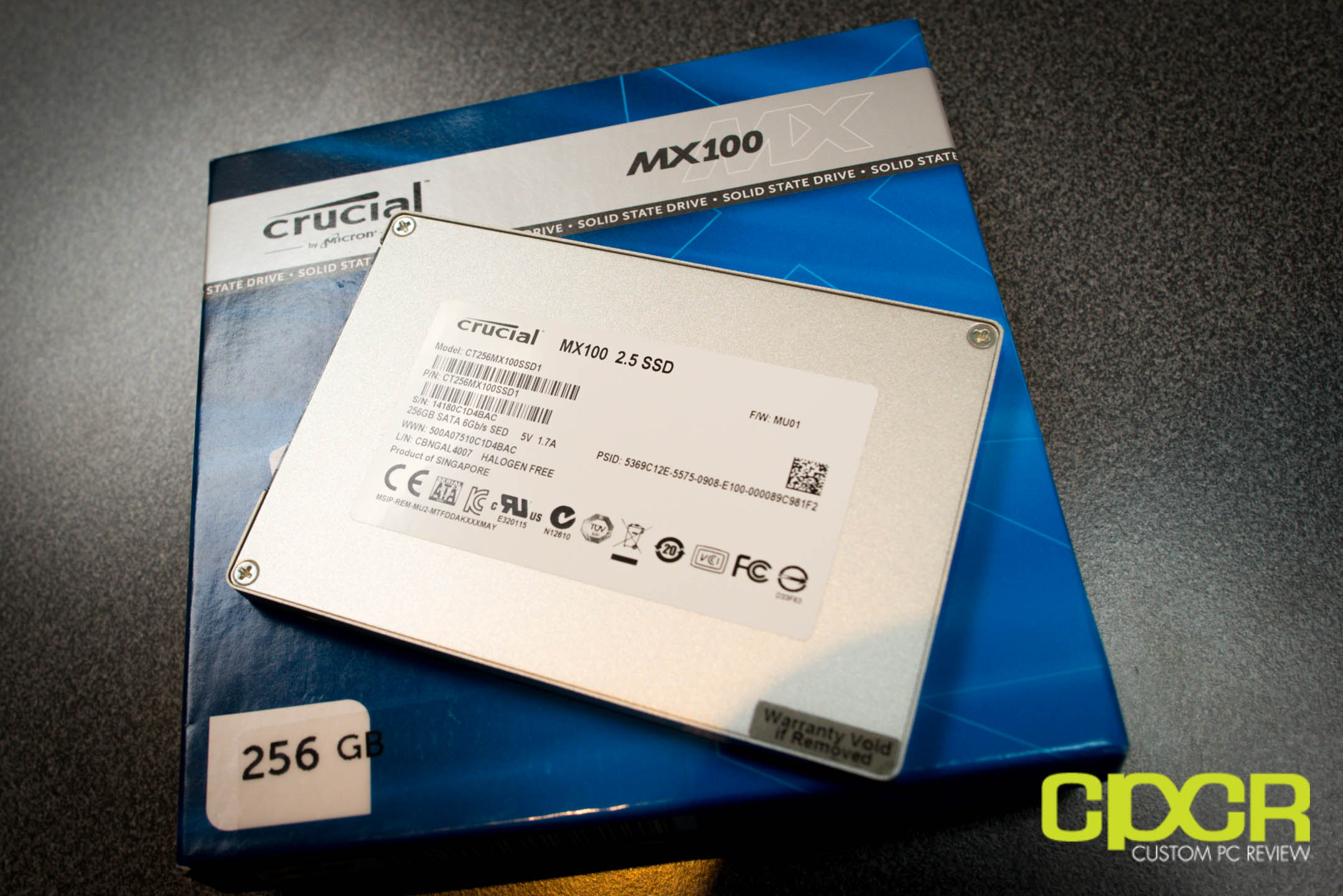 computex 2014 crucial mx100 ssd ballistix elite ddr4 custom pc review. Black Bedroom Furniture Sets. Home Design Ideas