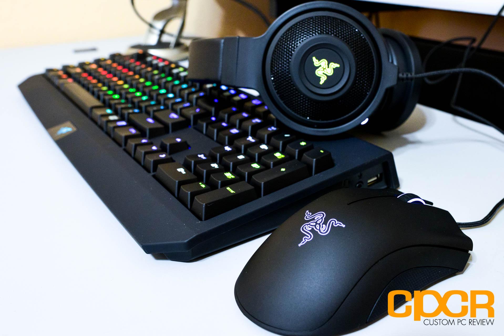 e74515f7fe5 Razer DeathAdder Chroma, BlackWidow Ultimate, Kraken 7.1 Review ...