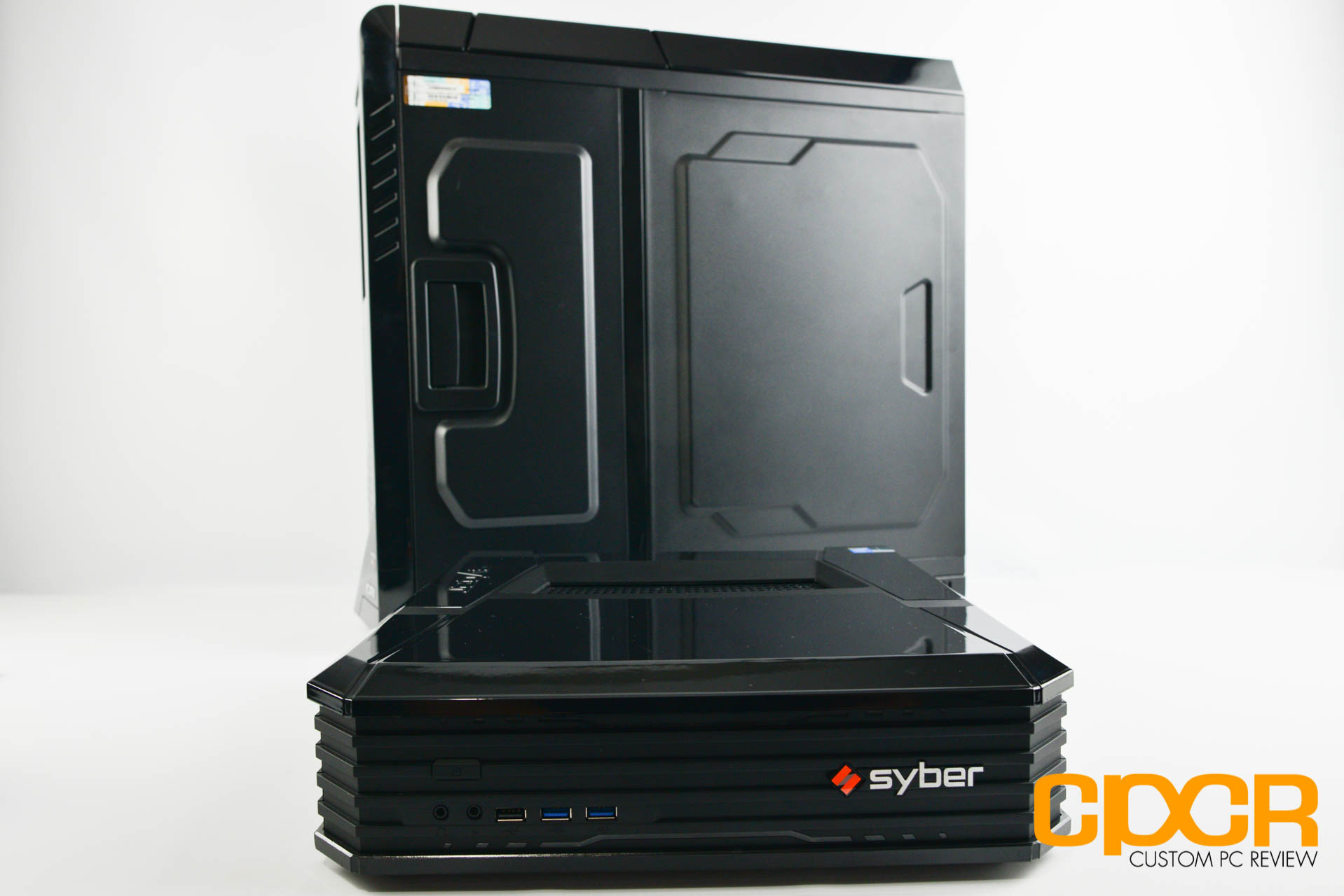 Review Syber Vapor Xtreme Gaming Pc Console Custom Pc Review