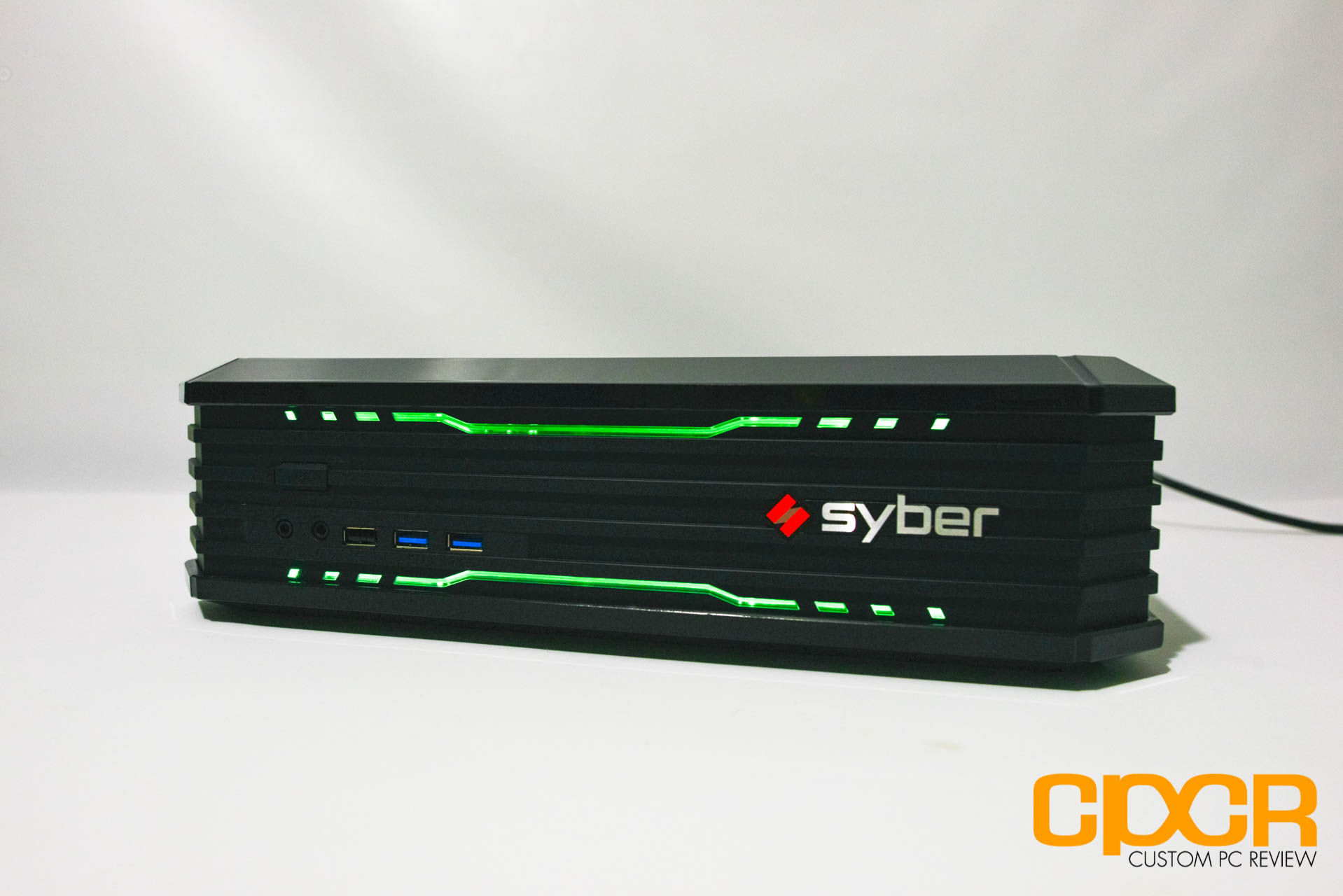 Review: Syber Vapor Xtreme Gaming PC Console | Custom PC Review