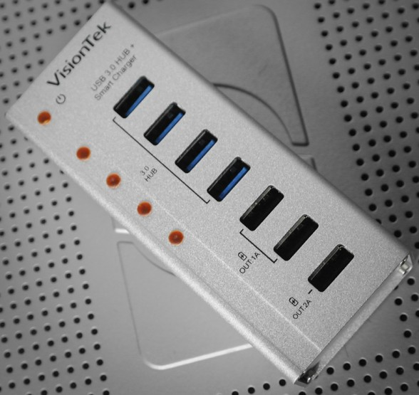 visiontek charge sync usb 3.0 seven port hub-2