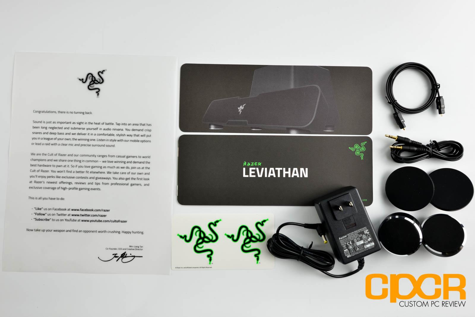 Review: Razer Leviathan 5 1 Channel Surround Sound Bar