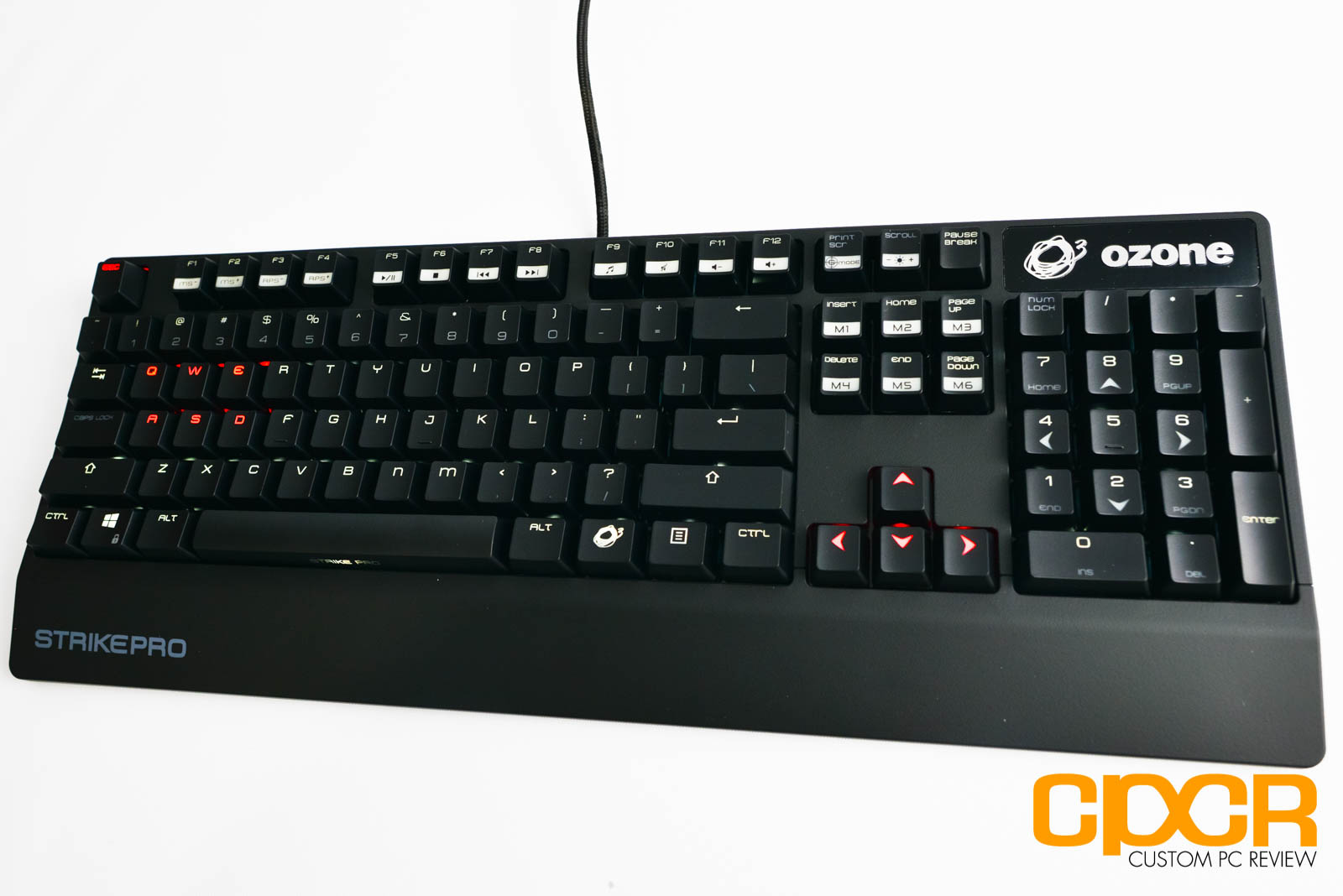 Review Ozone Strike Pro Mechanical Gaming Keyboard