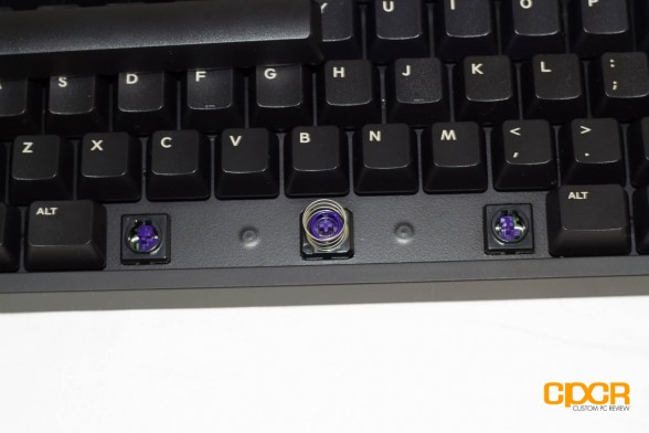 Review Coolermaster Novatouch Tkl Mechanical Keyboard