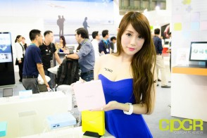 computex 2015 ultimate booth babe gallery custom pc review 10