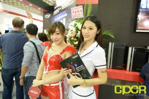 computex 2015 ultimate booth babe gallery custom pc review 101