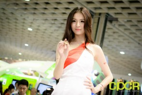 computex 2015 ultimate booth babe gallery custom pc review 108