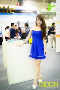 computex 2015 ultimate booth babe gallery custom pc review 11