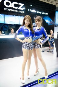 computex 2015 ultimate booth babe gallery custom pc review 112