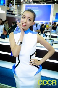 computex 2015 ultimate booth babe gallery custom pc review 122